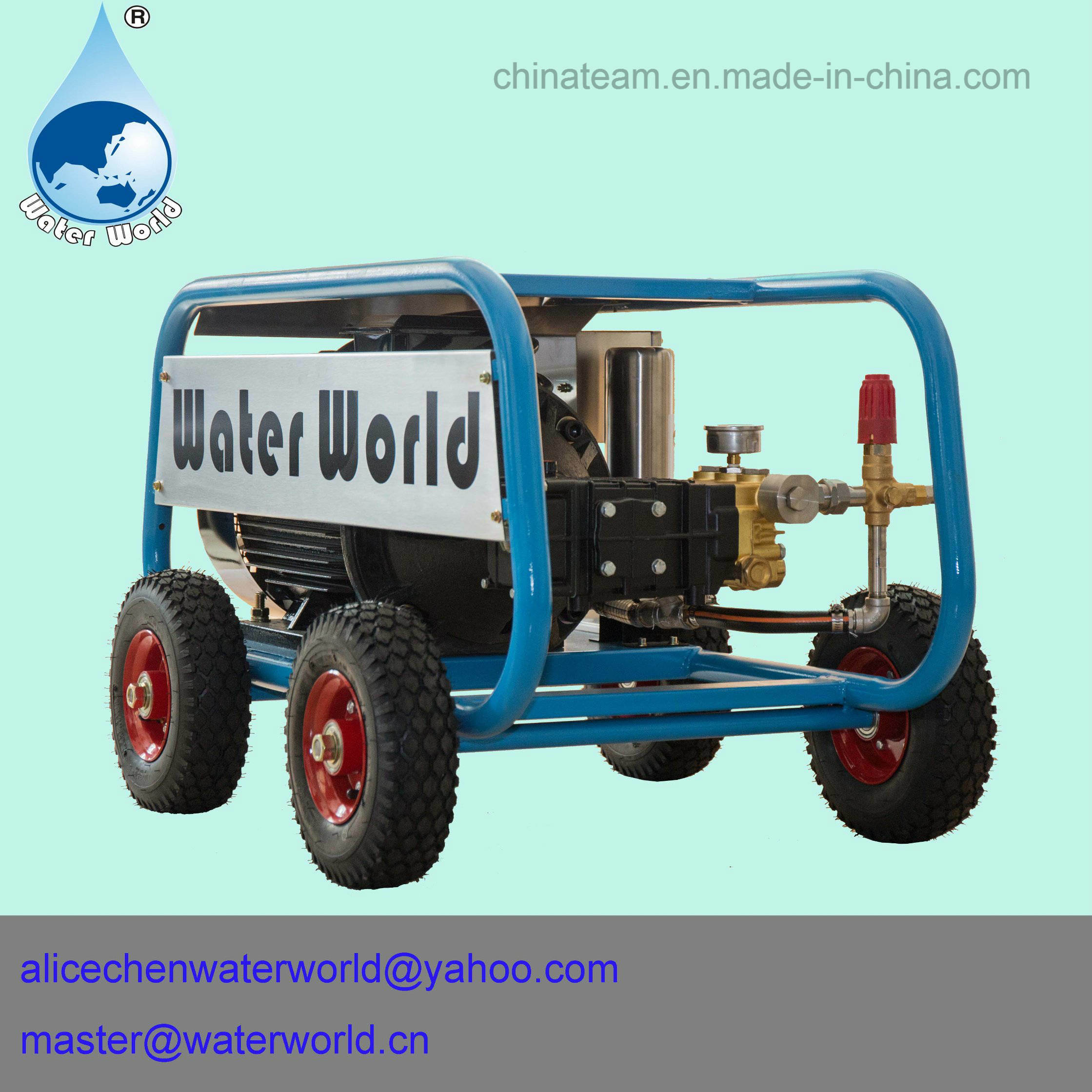 China Portable High Pressure Washer With Frame And Steam Car Wash Machine    China High Pressure Pump, High Pressure Cleaner