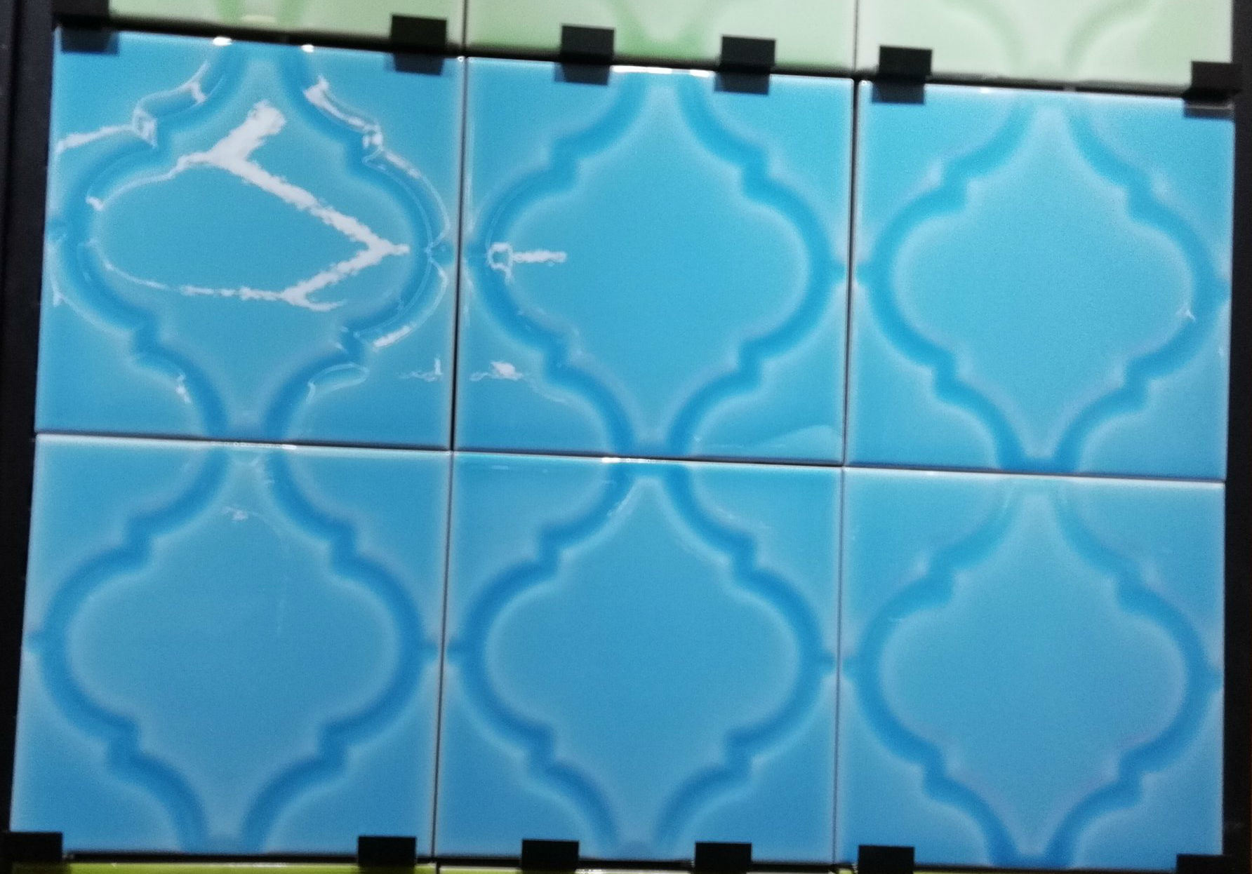 China 8X8inch/20X20cm New Model Patterned Tile Cheap Wall Tile ...