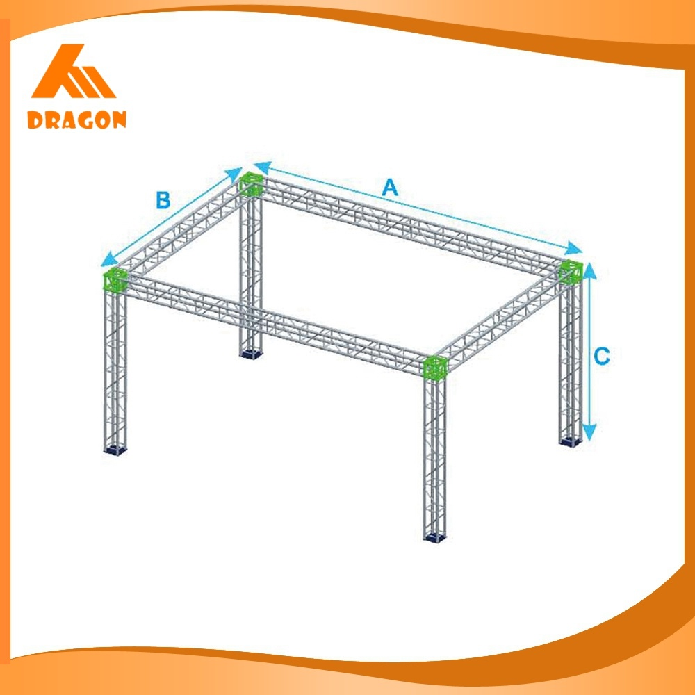 stand tv tower img aluminum plasma products truss meter dj stage mount club done lighting