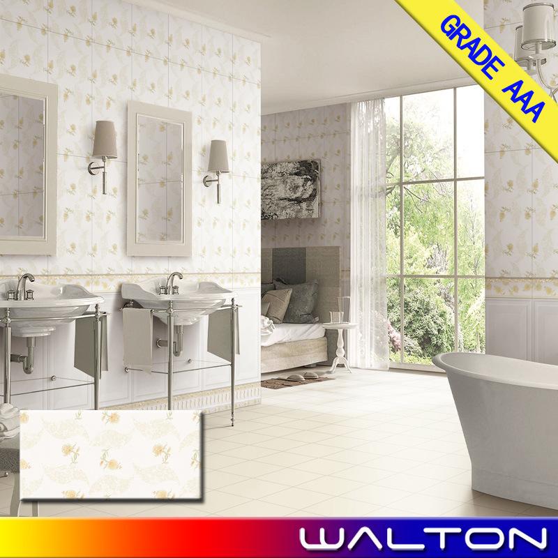 China 300x600 Bathroom Tile Glazed Ceramic Wall Tiles From Foshan