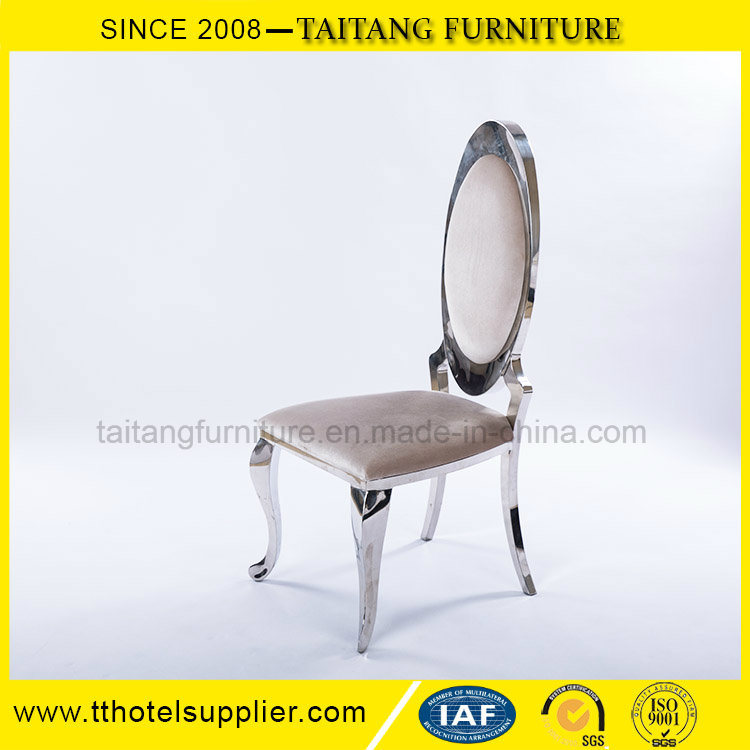 Stainless Steel Dining Wedding Chair pictures & photos