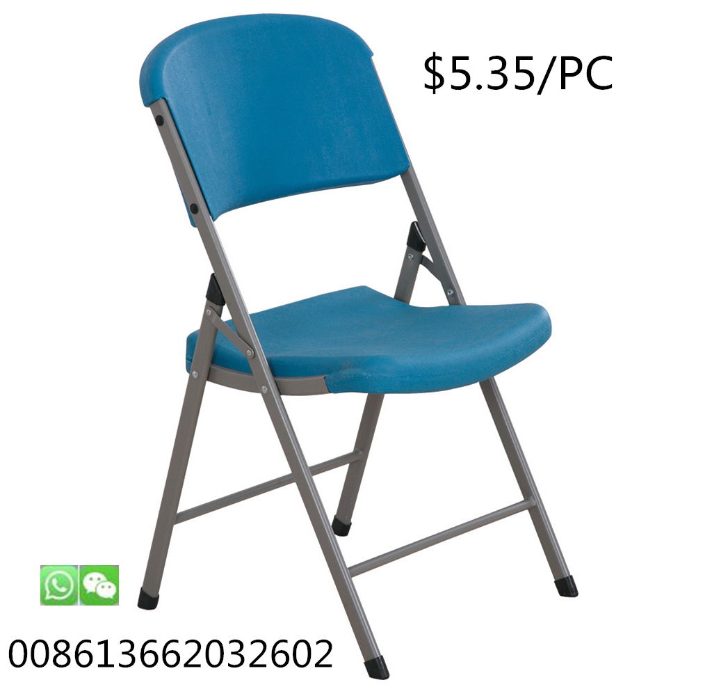 Hot Item Wedding Modern Dining Chair Folding Outdoor Garden Lawn Chairs Wholesale