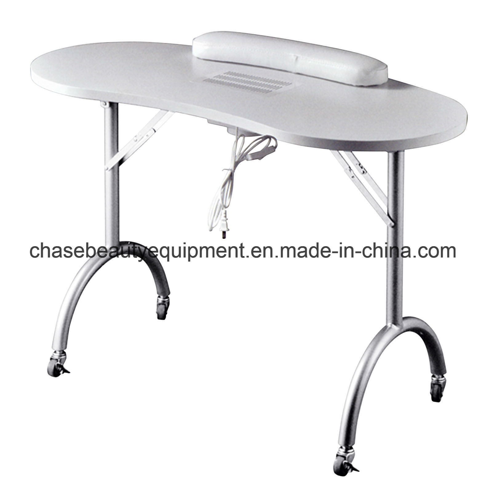 China Hot Sale Manicure Nail Table with Exhaust Fan - China Manicure ...