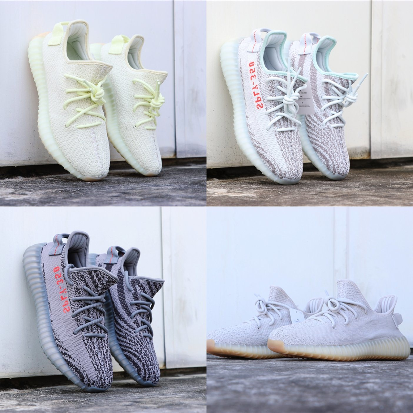 Cheapest Yeezys Ever Adidas Yeezy Boost 350 V2 Blue Tint