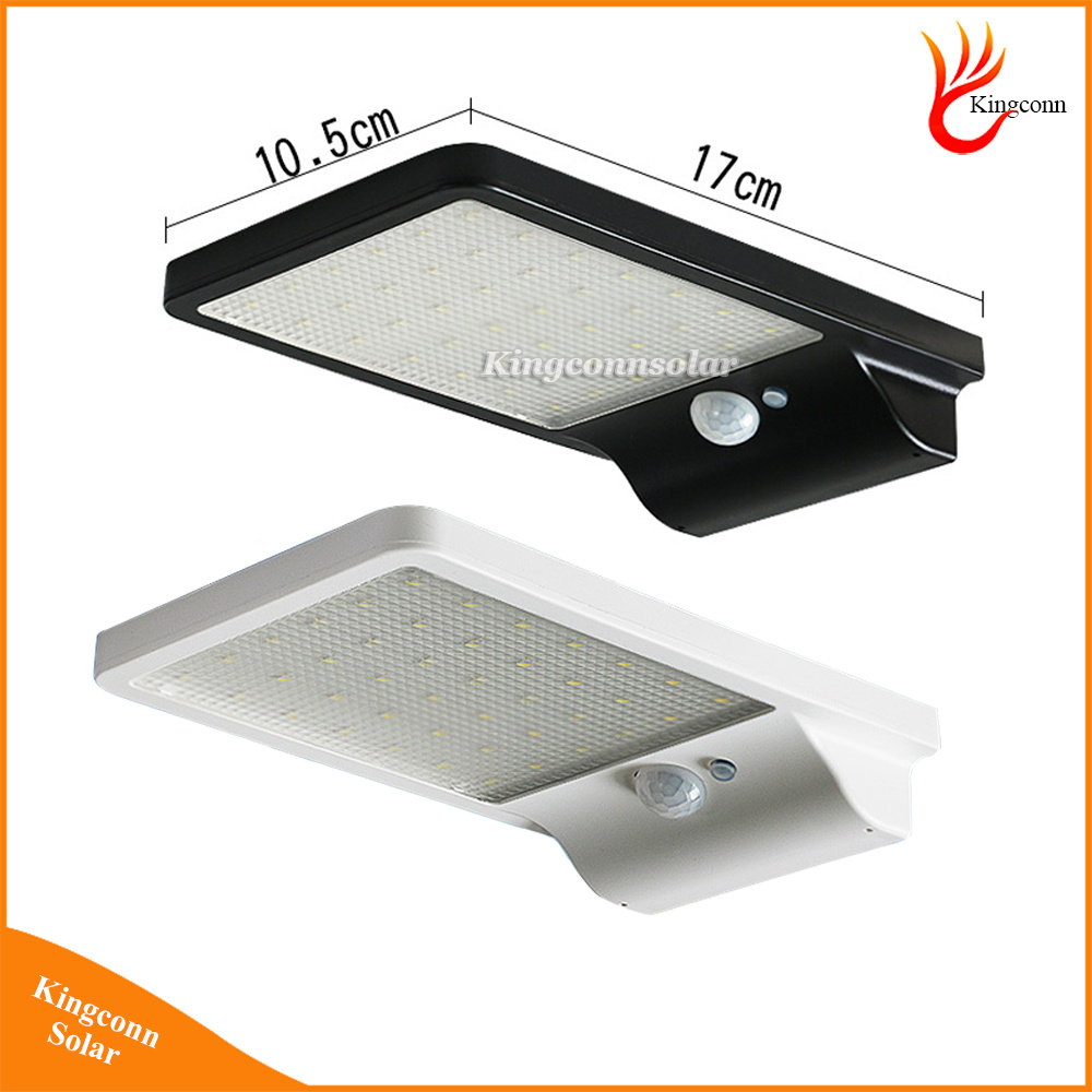 Solar Garden Light China: China 500 Lumen Solar Powered LED Light PIR Motion Sensor