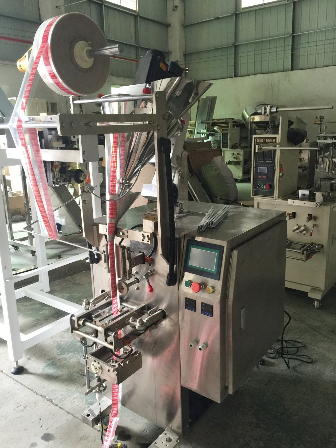 Sachet Packing Machine for Spices