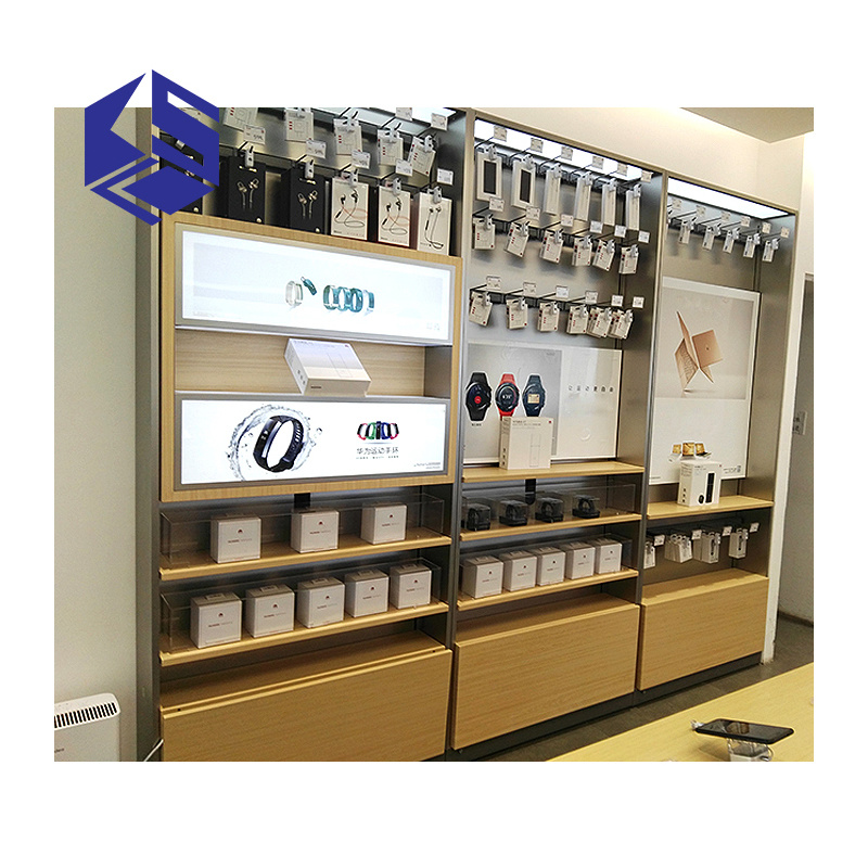 China Mobile Shop Interior Design Cell Phone Accessories Display Stand China Cell Phone Case Display And Cell Phone Shop Display Stand Price
