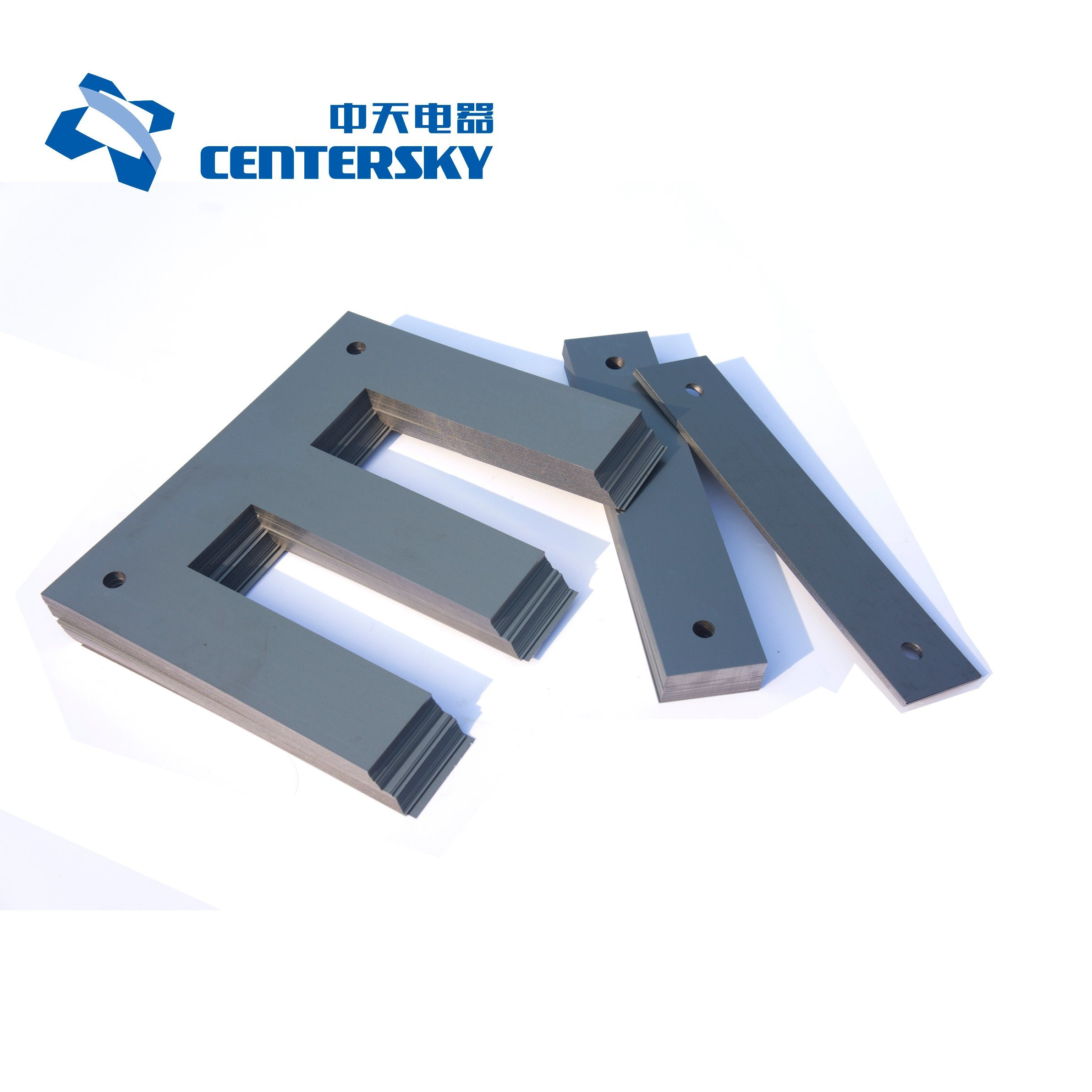 Centersky Silicon Steel Ei Iron Core Lamination in Electronic