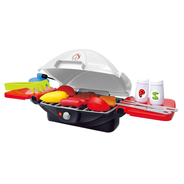 Deluxe Barbeque Grill Pretend Play Toy Cooking Kitchen Play Set (10250387) pictures & photos