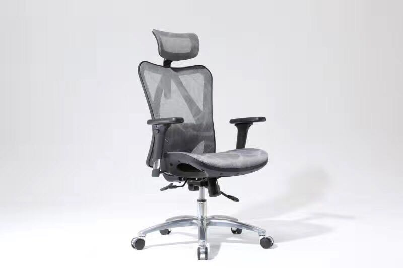 China All Mesh Executive Chair Ergonomic Office Furniture Chairs Computer Breathable Seating