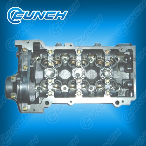 China Chery Qq 0 8l Sqr372 Cylinder Head China Cylinder Head Assembly Cylinder Head