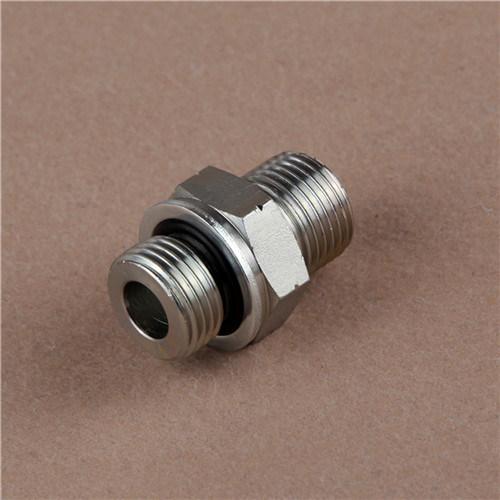 China Bsp Male 60 Seat/O-Ring Seal Adapter - China Hydraulic Adapter ...
