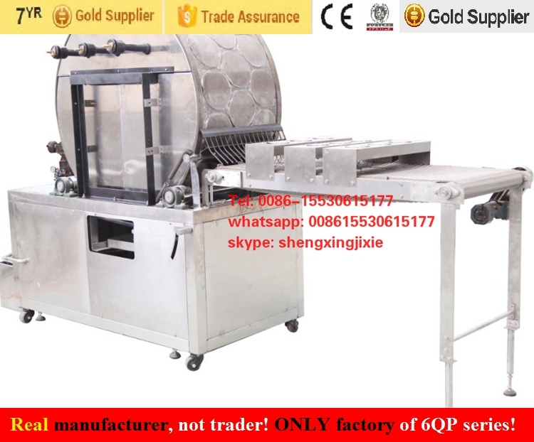 High Capacity Fully Automatic Injera Making Machine/Injera Maker/Ethiopia Injera Machinery (only real manufacturer in China)