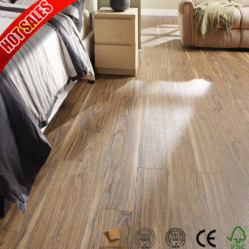 China Factory 4mm 5mm Thickness Loose Lay Vinyl Flooring Pvc Floor
