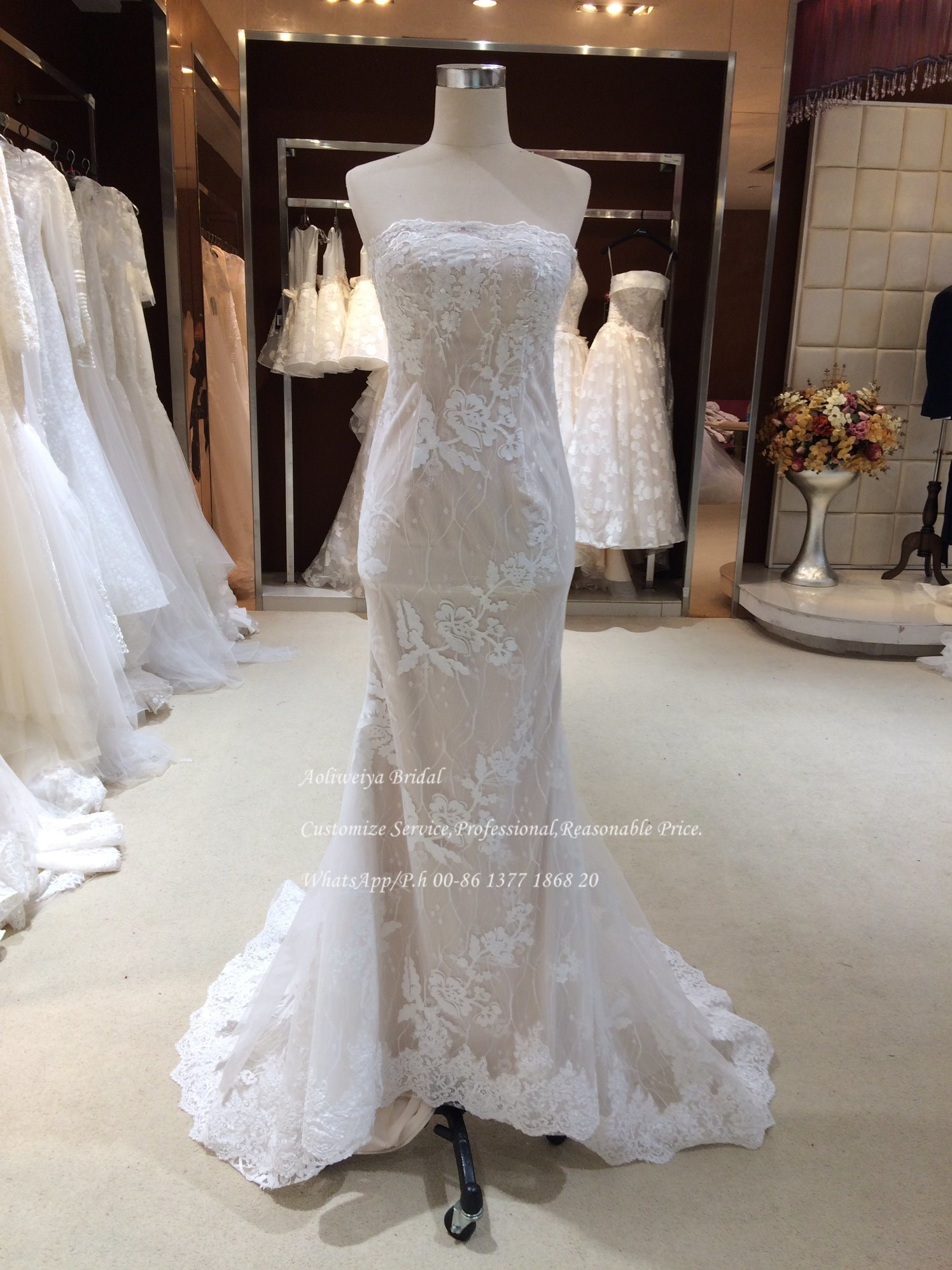 To acquire Wedding customize dress picture trends