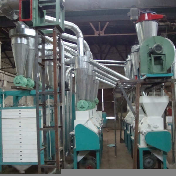 The Flour Mill for Wheat/Maize/Corn (6FTF-38) pictures & photos