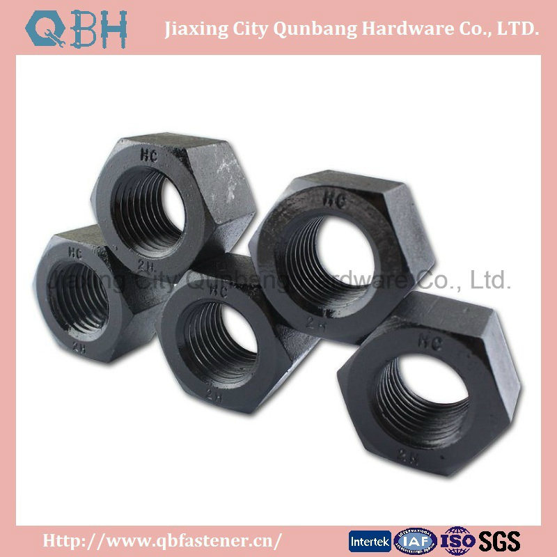 Heavy Hex Nuts (ASTM A194m-2hm) pictures & photos