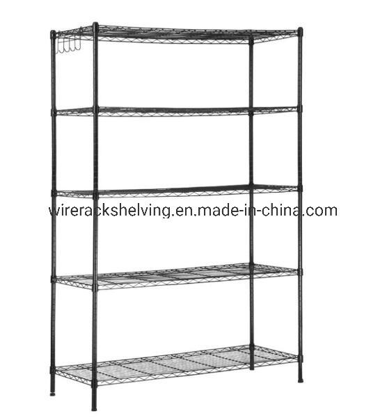 China Storage Shelves 5 Tier Shelving