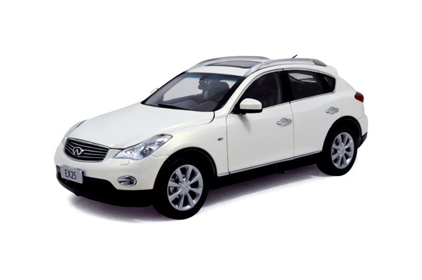 China 1 18 Infiniti Ex25 2017 Cast Model Car Gift Toy 5507