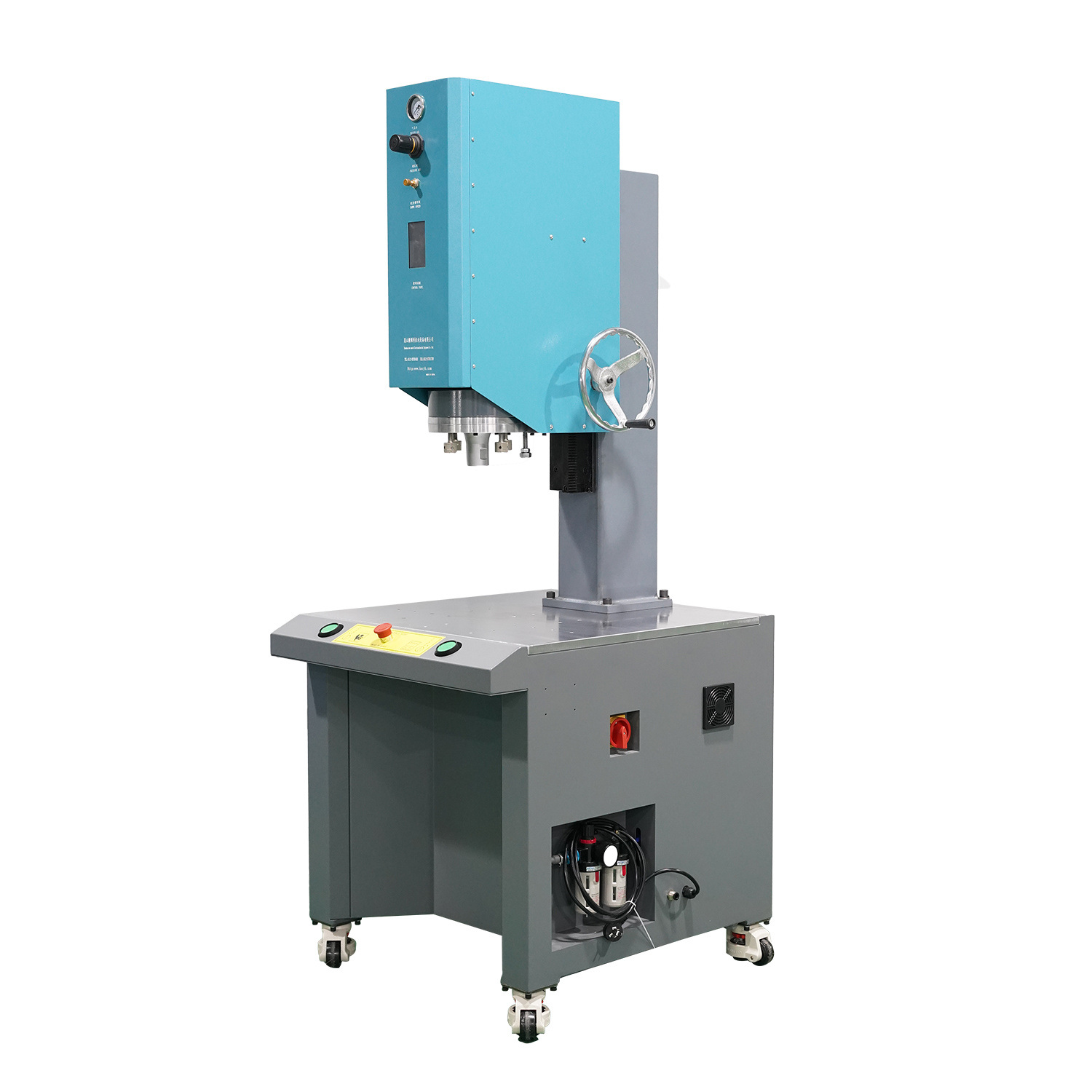 China Low Price Ultrasonic Metal Welding Machine Ultrasonic Plastic Welder For Sale China Schunk Ultrasonic Welding Machine High Frequency Plastic Welding