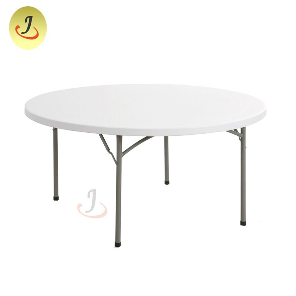 - China 6FT Plastic Easy Catering Folding Table With Outdoor For