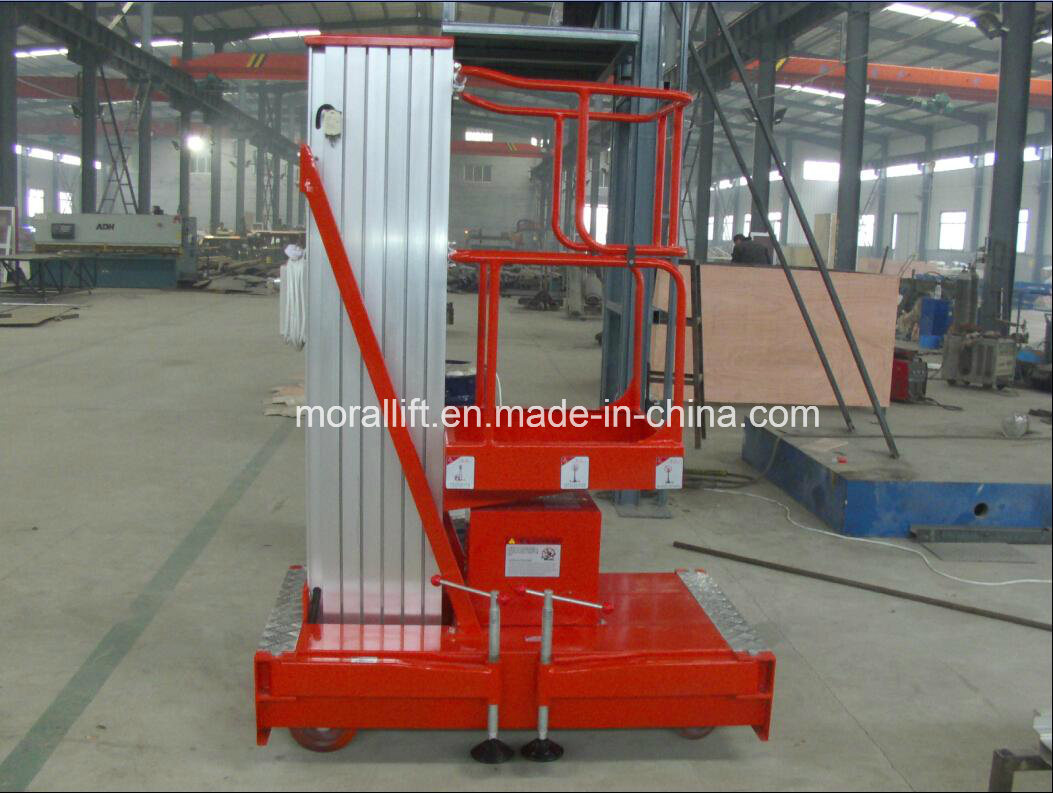 Aluminum Aerial Platform Work Lift with CE Certificate pictures & photos