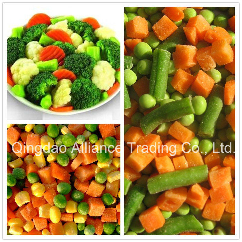 Frozen 2/3/4 Way Mixed Vegetables pictures & photos