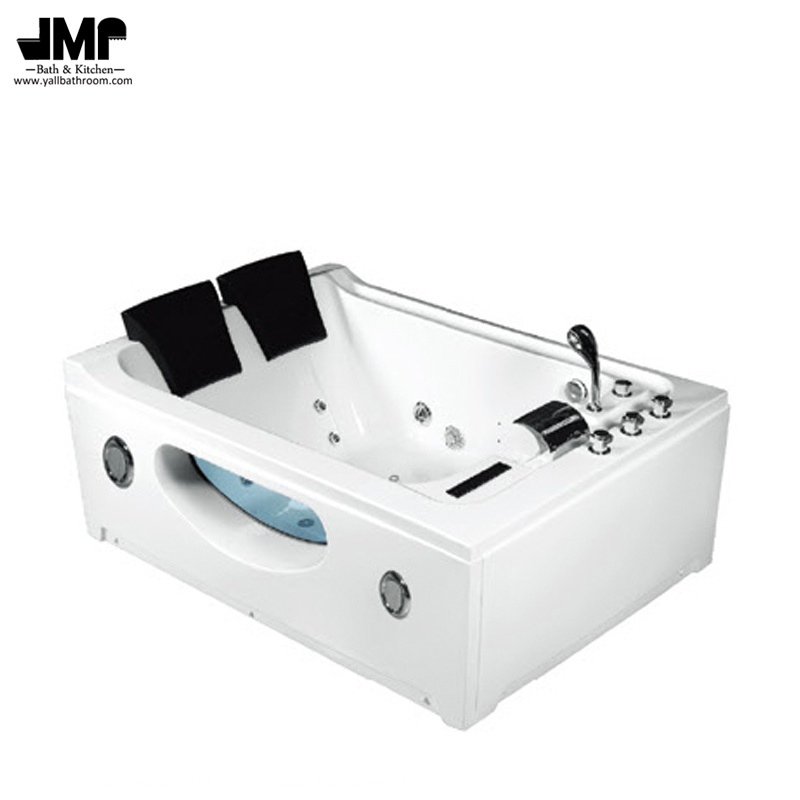 China 2242 Acrylic Air Massage Bath Tub Corner Jacuzzi SPA Bathtub ...