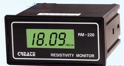 RM-220 Resistivity Meter for RO Water Purification System