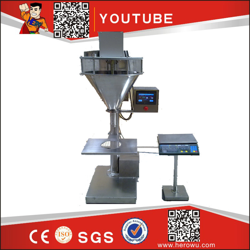 Hero Brand Auger Filling Machine Powder Filling Machine (DF)