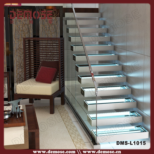 China Automatic Led Safety Gl Stair