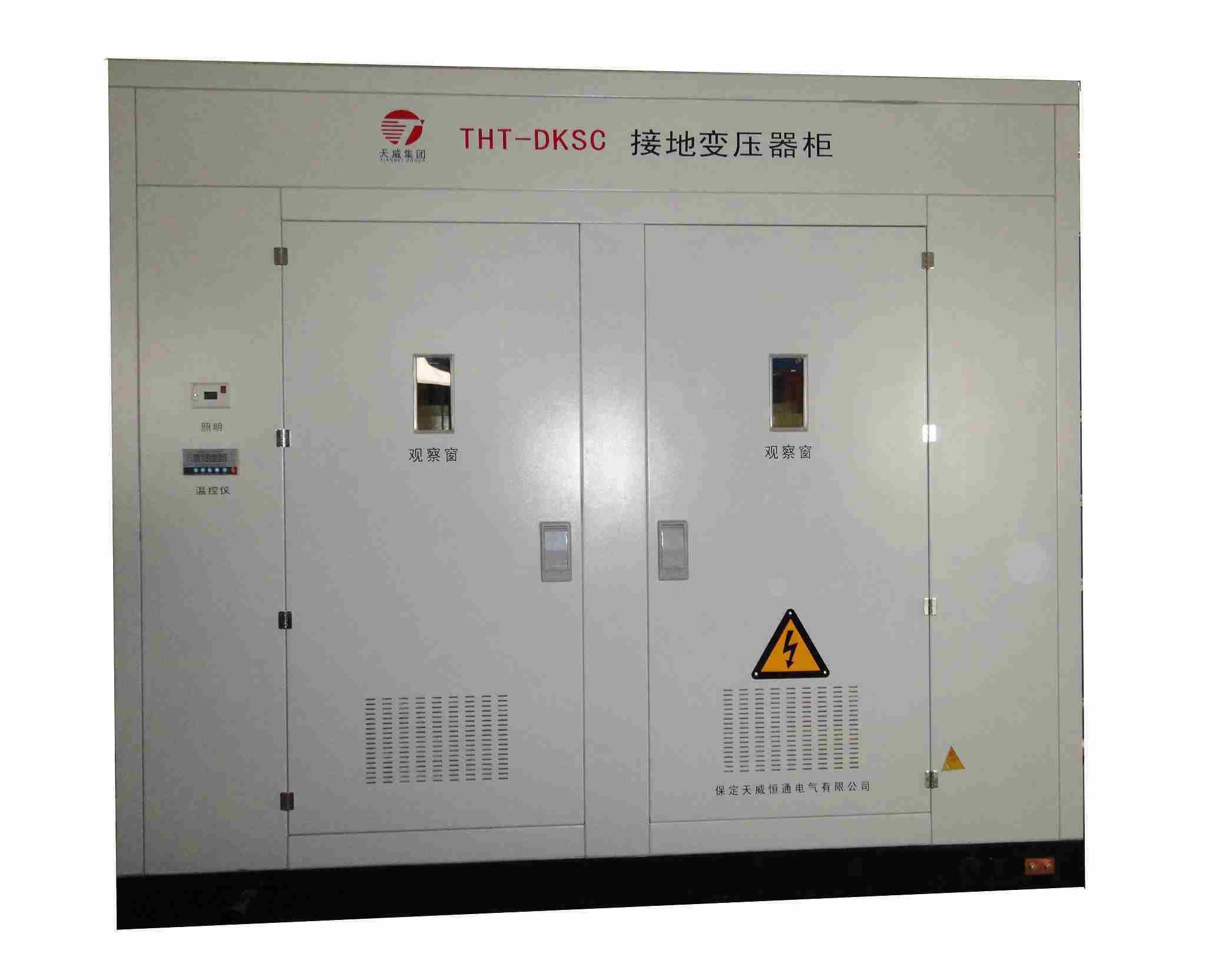 China Neutral Grounding Resistor for Transformer - China Nec, Necrt