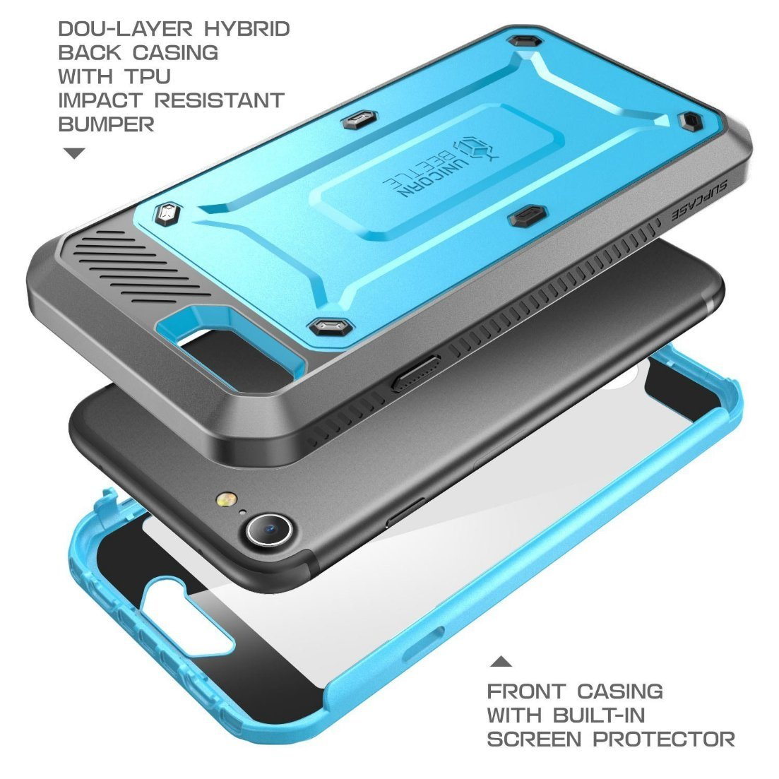 China New Popular Anti Crack Covers Cell Phone Cases For Iphone 6 Case 7 Plus 7plus Accessory