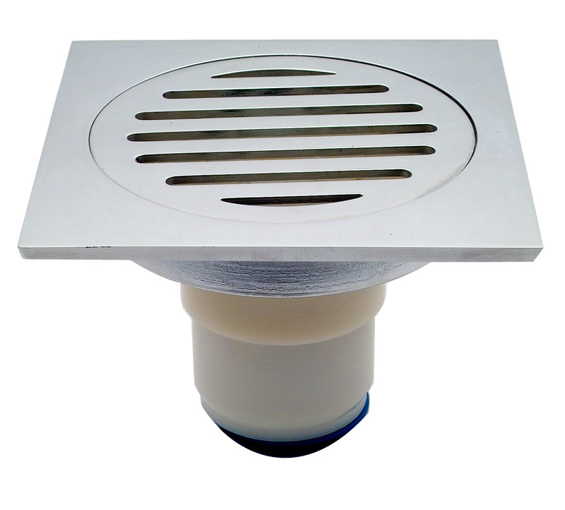 Toilet Bathroom Bat Floor Drainer
