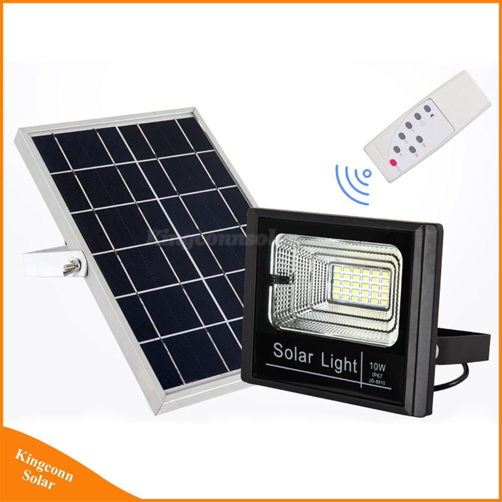 Solar Light With Remote Koyota