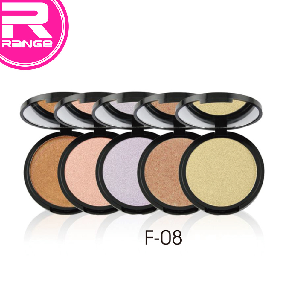 Private Label Face Powder Highlighter Powder Makeup Pressed Powder Finishing Powder Contour Powder Shading Powder pictures & photos