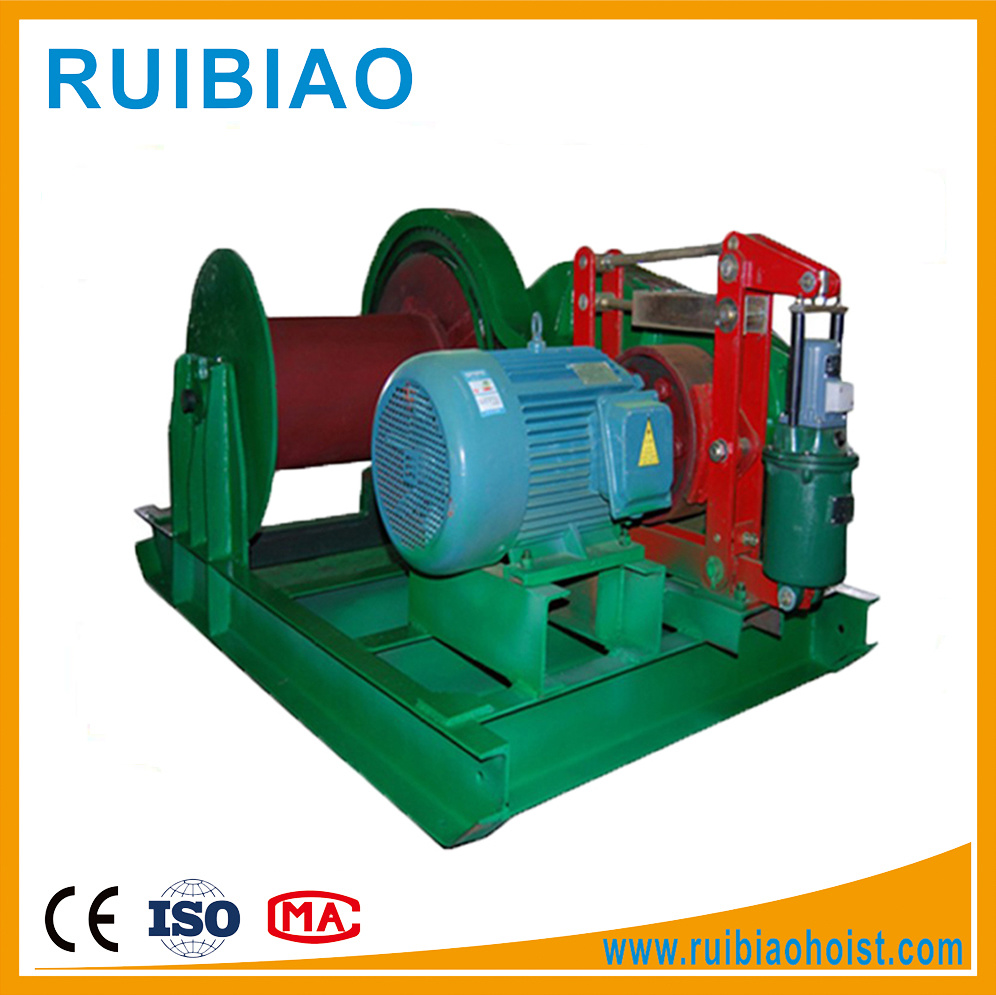 China 3 Ton Diesel Engine Powered Cable Puller Winch - China Cable ...