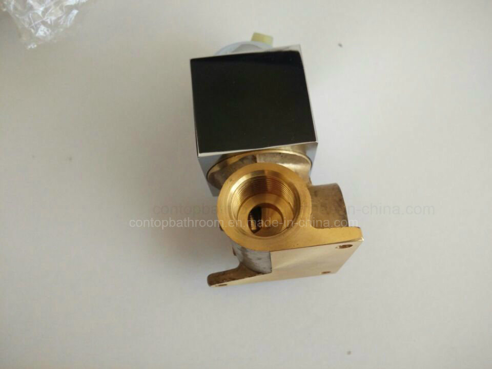 China Watermark Solid Brass Wall Mount Shower Mixer Photos ...