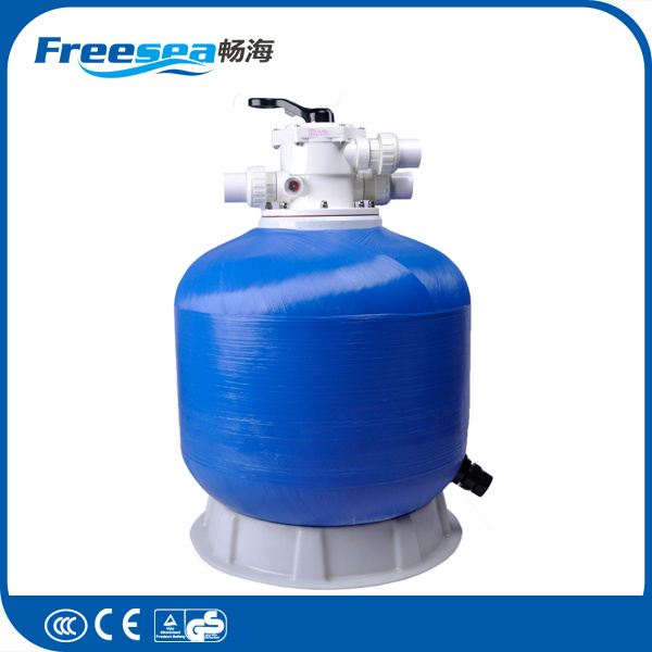 Cartridge Tank Filter with Sand pictures & photos