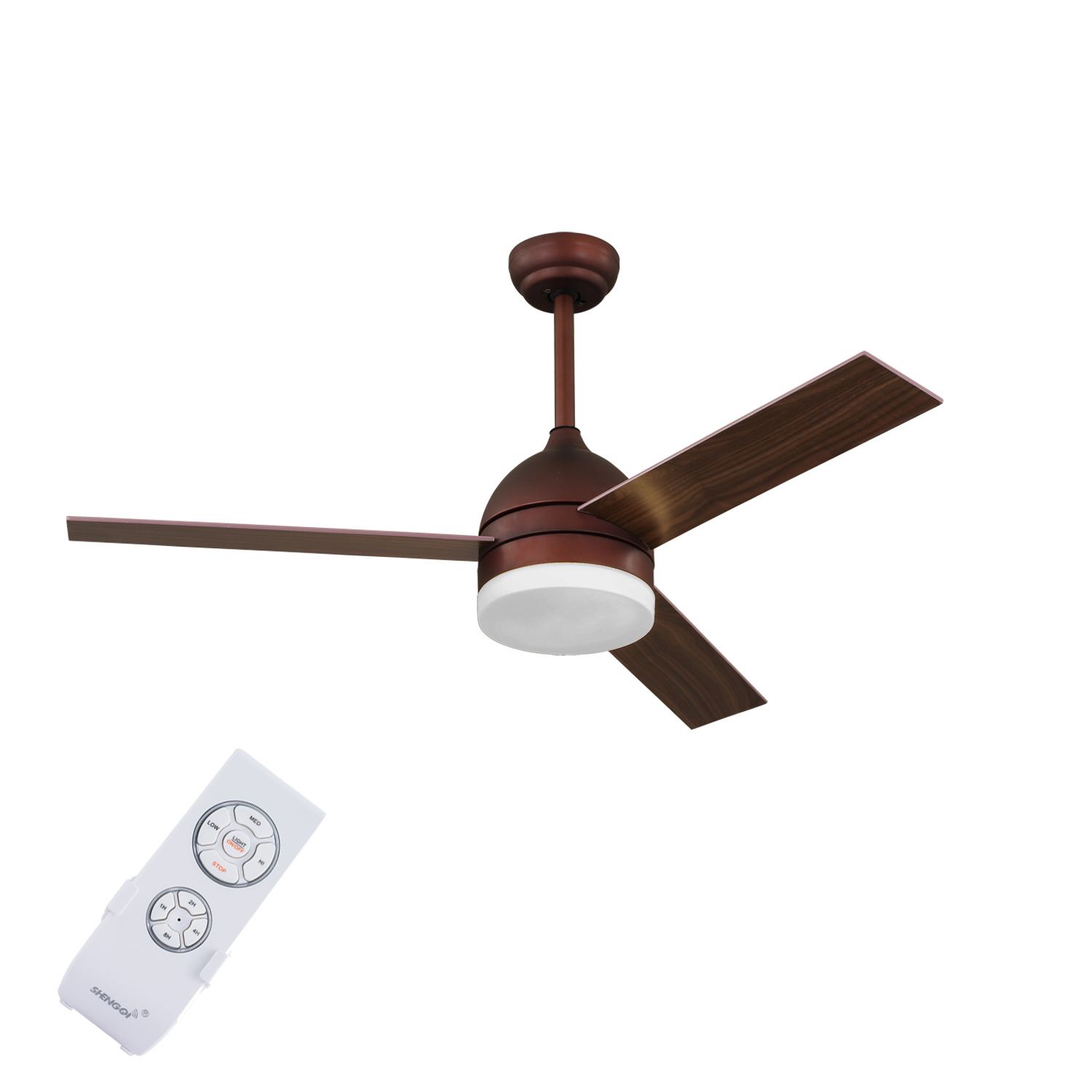 China 42 Inch Ceiling Fan With Light