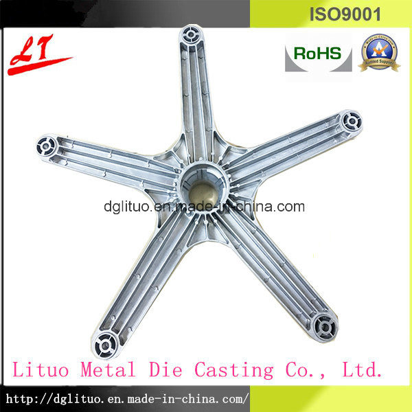 High Quality Aluminum Die Casting Chair Parts Made in China pictures & photos