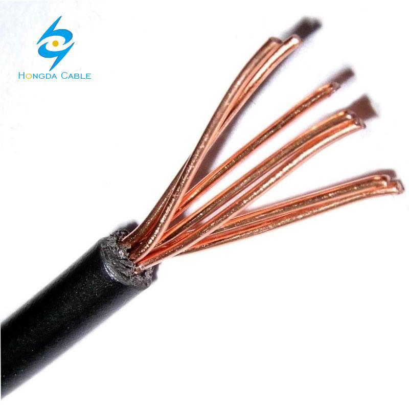 China 6 AWG Electrical Wire PVC Insulated Copper Electrical Wire ...