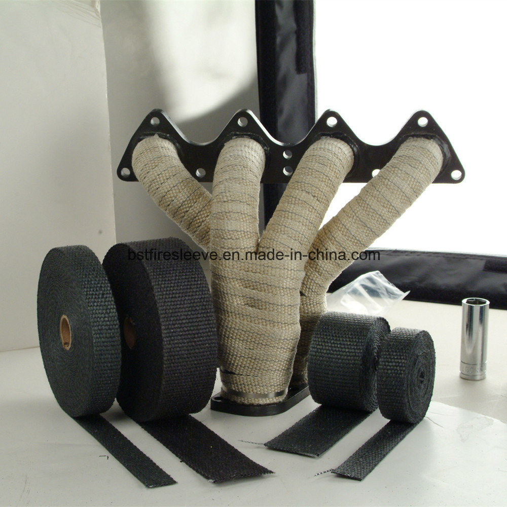 Exhaust Heat Wrap >> Thermo Bandage Exhaust Heat Wrap China Thermo Bandage