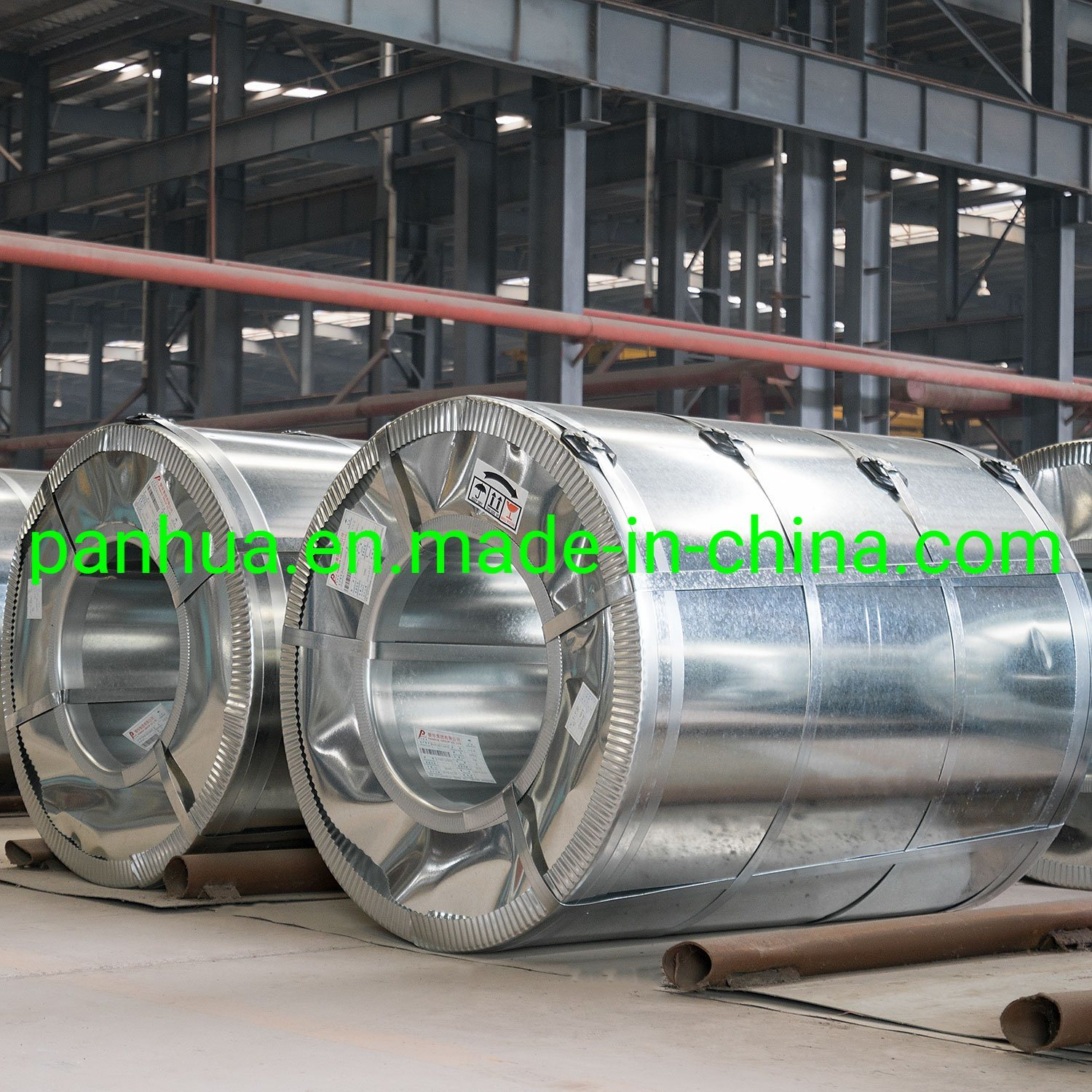 SGCC Galvanized Steel Strip Coils, Zink Coated Cold Roll pictures & photos