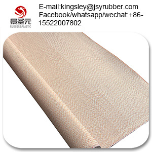 Hot Item Factory Price Copper Buffering Fiber Cushion Press Pad Wool Felt Cushioning Pads For Plywood Making Machine