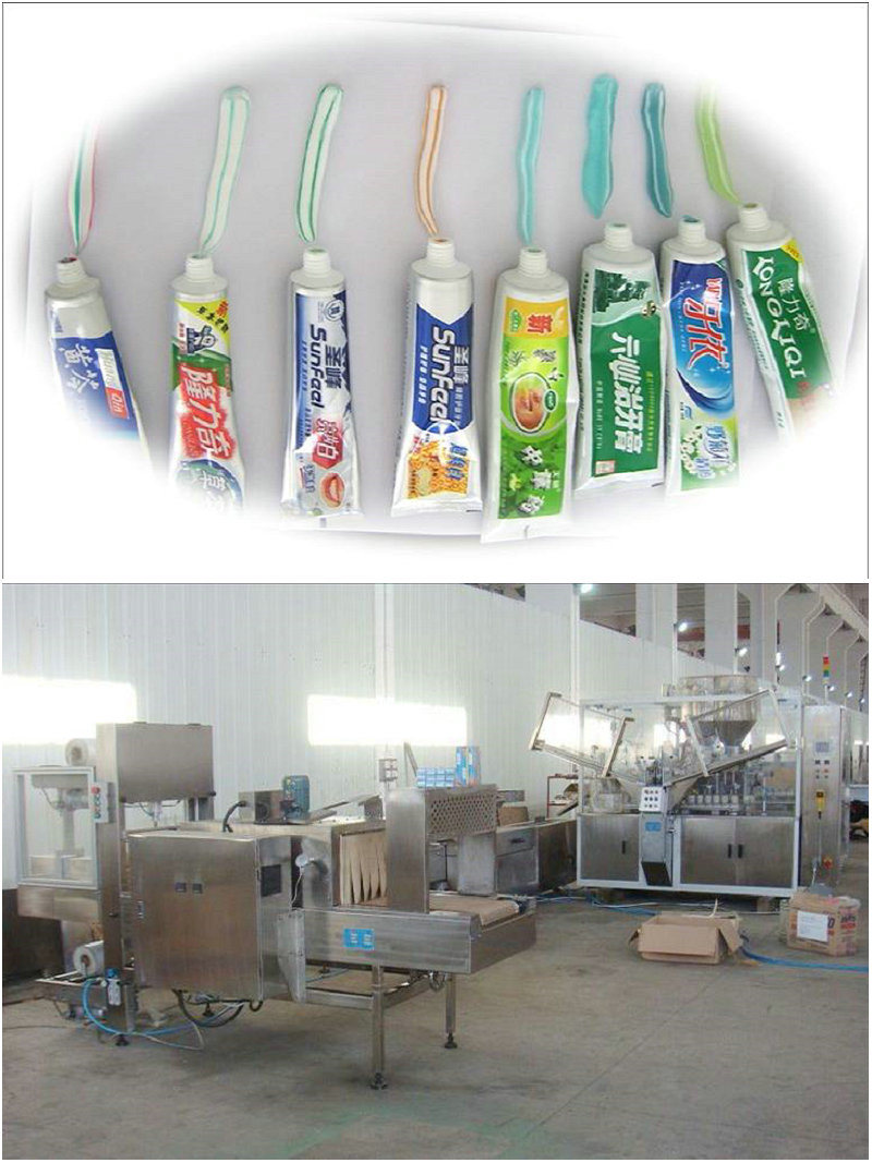 Toothpaste Production Line