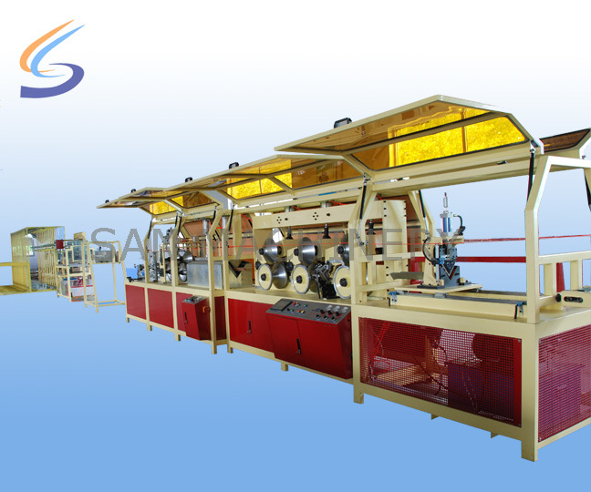 High Speed Automatic Paper Corner Protector Machine pictures & photos