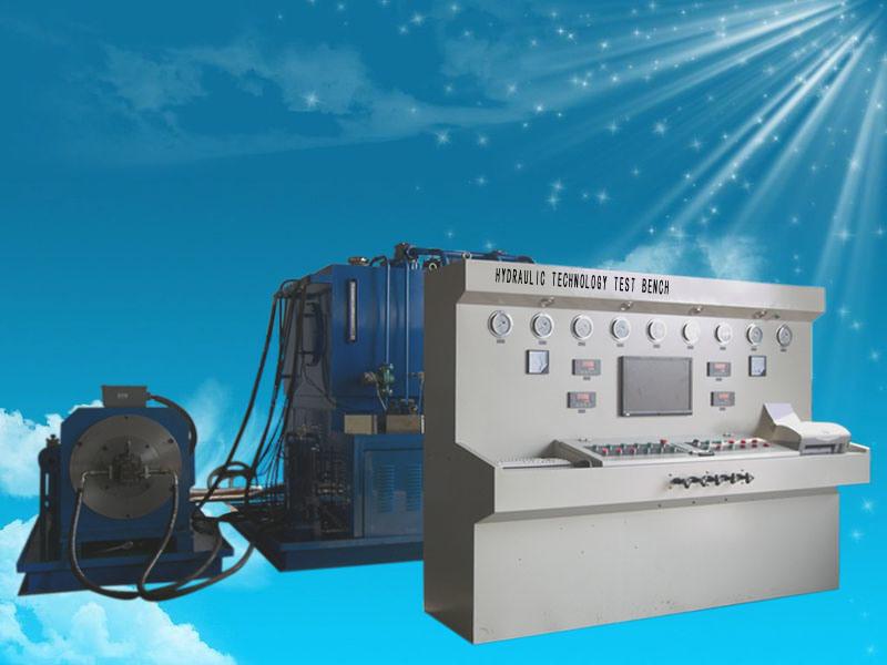 China Hydraulic Pump Test Stand China Test Stand