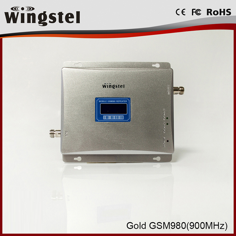 900MHz RF Repeater 30dBm 2000sqm GSM980 Mobile Signal Booster
