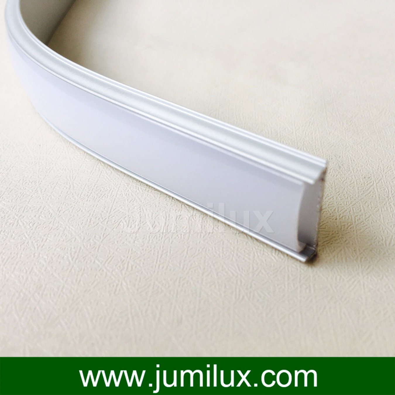 Bendable LED Channel Aluminum Extrusions Profile pictures & photos